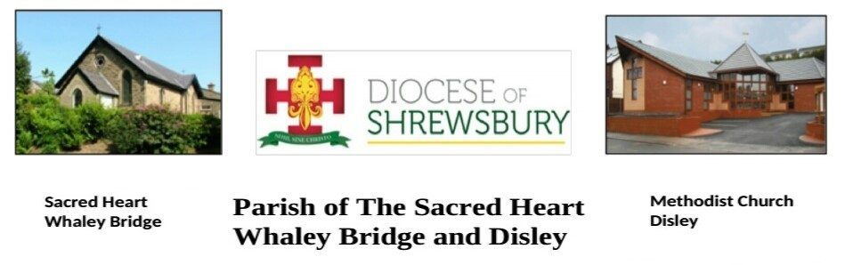 Sacred Heart Whaley Bridge  PLEASE NOTE: This website is currently under development