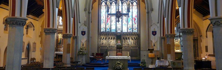 Cathedral Church Shrewsbury